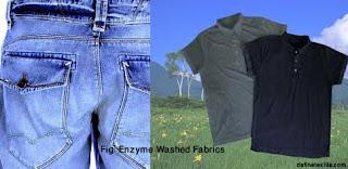 Enzyme-Wash