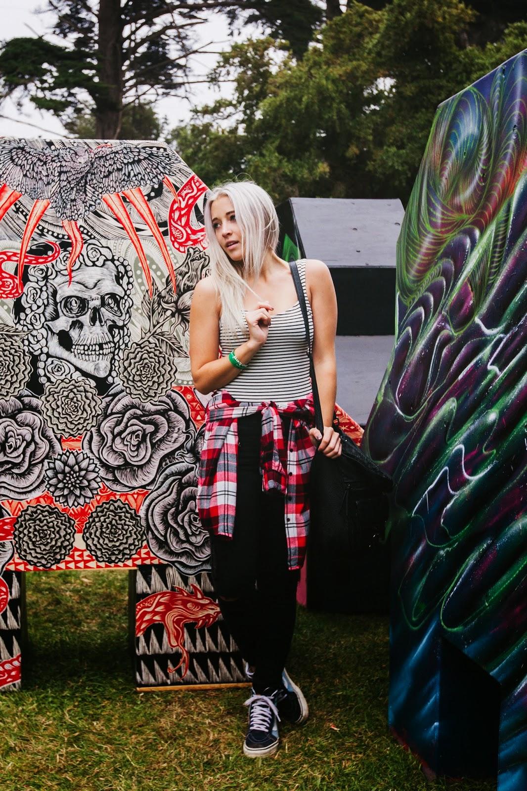 Garage Clothing Festival Style