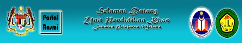 Blog Pendidikan Khas Melaka