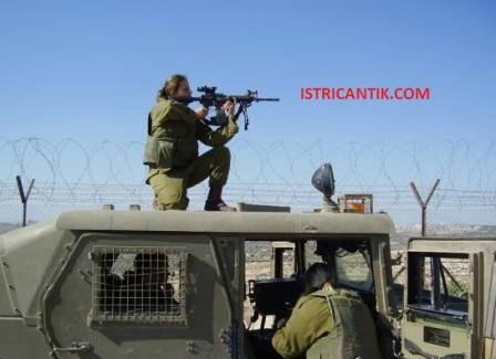 Hot Tentara Wanita Israel