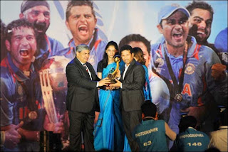 Sachin-Awards-Trophies
