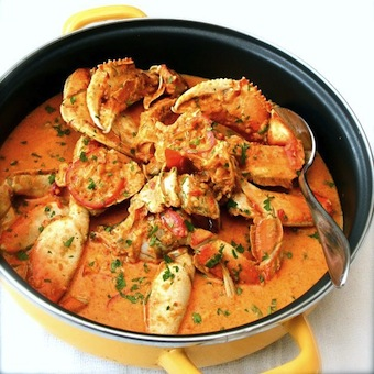PANANG crab curry recipe
