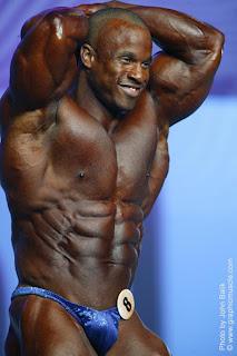 Swansea male bodybuilding photo