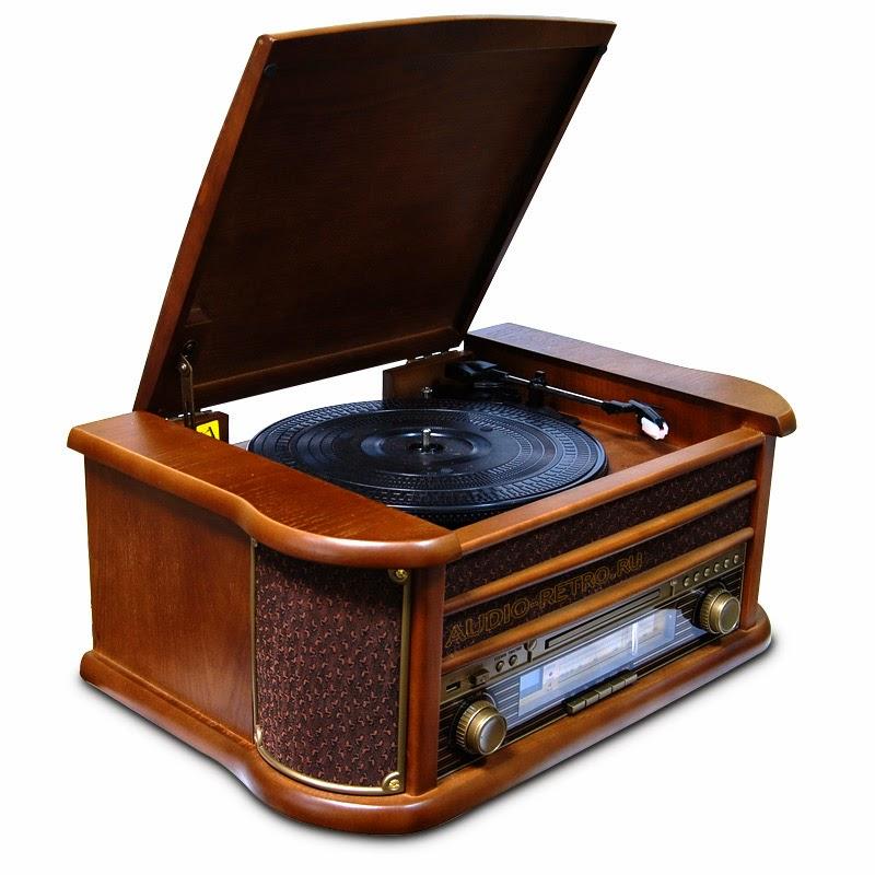 Радиола Camry CR1111 (винил, CD, MP3, USB, запись)