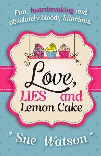 love lies and lemon cake sue watson