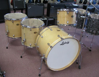 Ludwig Drum Set - Centennial Series