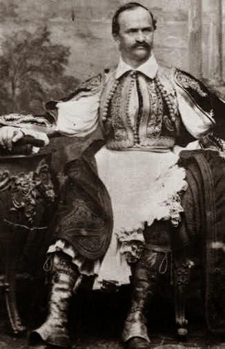 Otto, roi des Hellènes 1815-1867