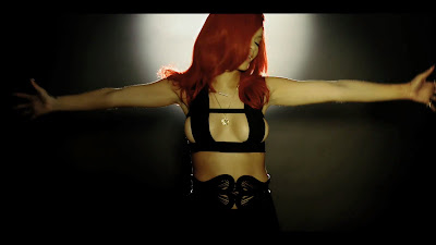 Rihanna Big Cleavage