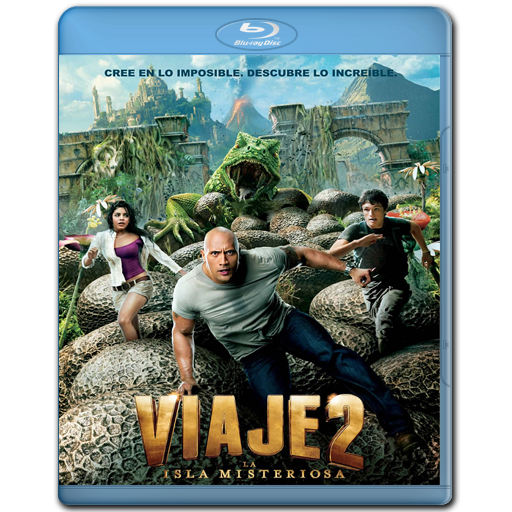 Viaje 2: La Isla Misteriosa (2012) 3D SBS 1080p HD MKV Español Latino