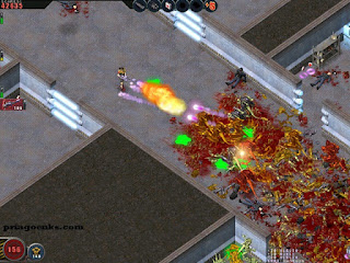 screenshots alien shooter 1