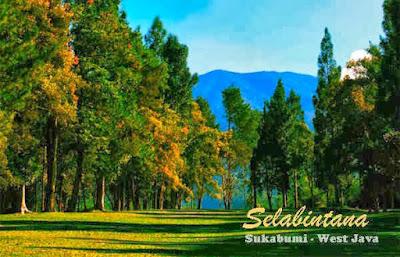 Tempat Wisata Kota Sukabumi