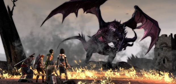Dragon Age: Inquisition Discover the Dragon Age Trailer