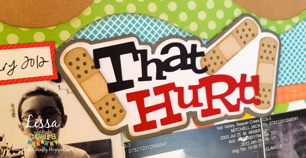 That Hurt for Miss Kate Cuttables by Lissa Mitchell