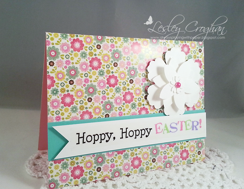 SRM Stickers Blog - Easter Gift Set by Lesley - #clear #purse #stickers #easter #favor #card #gift #bag