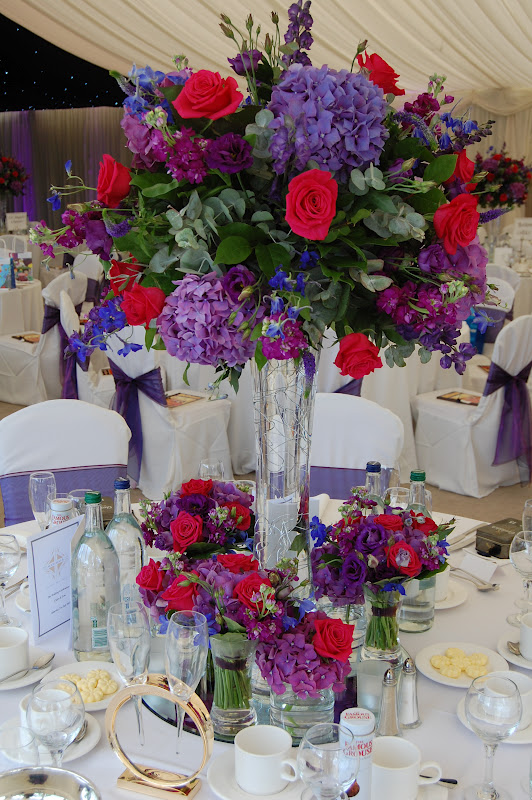 Mood Flowers Glasgow Wedding : Mood flowers mar hall wedding