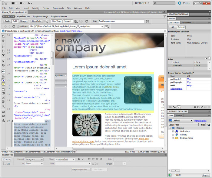 Latest Dreamweaver Software Free Download
