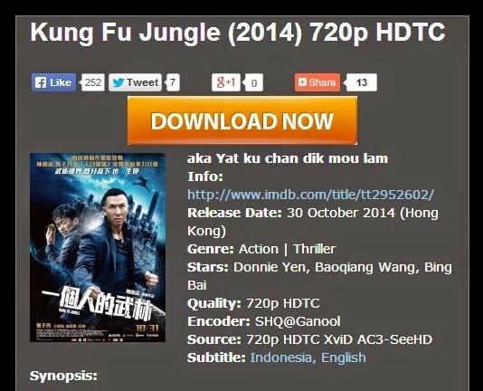 Cara Download Film Ganool Gratis