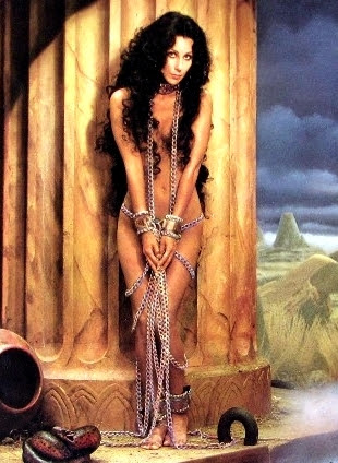 Cher in the nude Steel