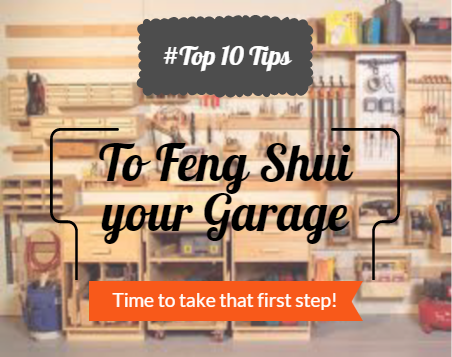 Unique feng shui blog for Garage feng shui