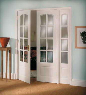 D coration int rieur pour les portes int rieur d cor for Puertas metalicas para interiores