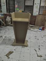 furniture kantor semarang - podium mimbar 02