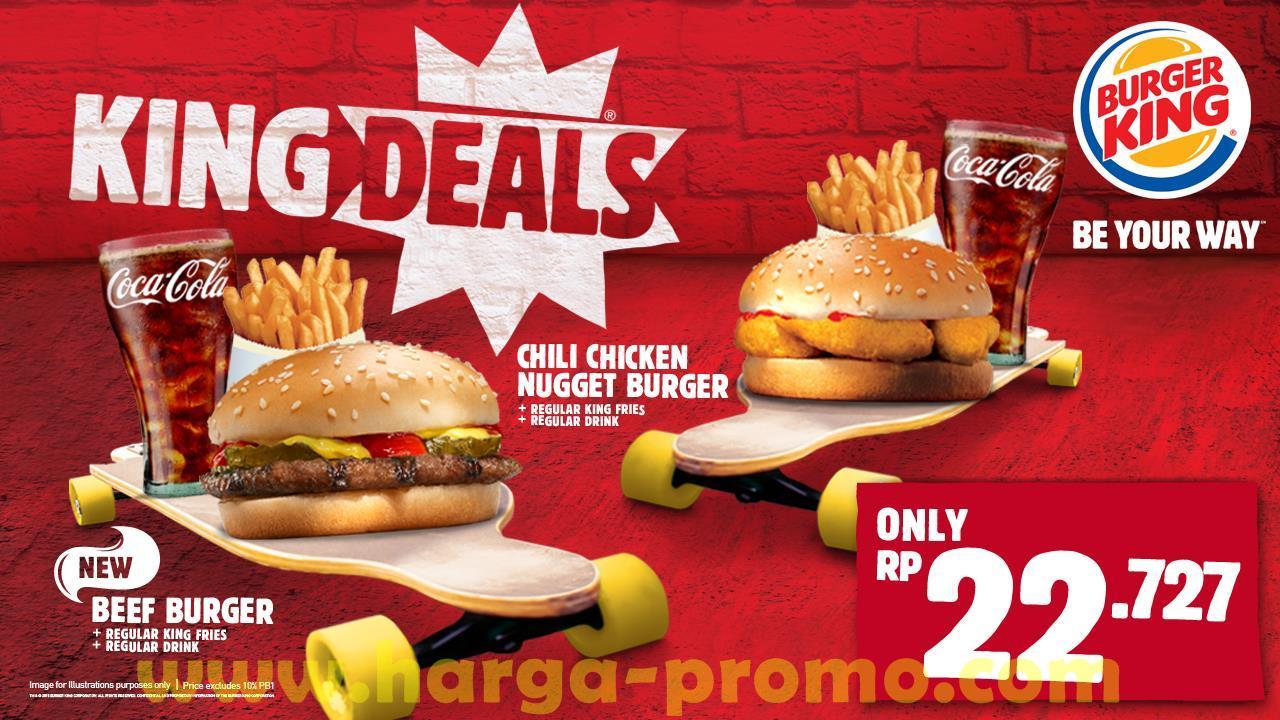 Coupons burger king uk
