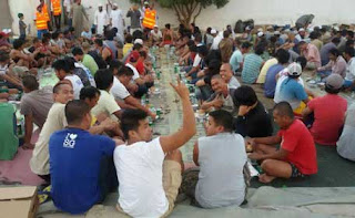 220 Warga Filipina di Saudi Masuk Islam Usai Buka Puasa