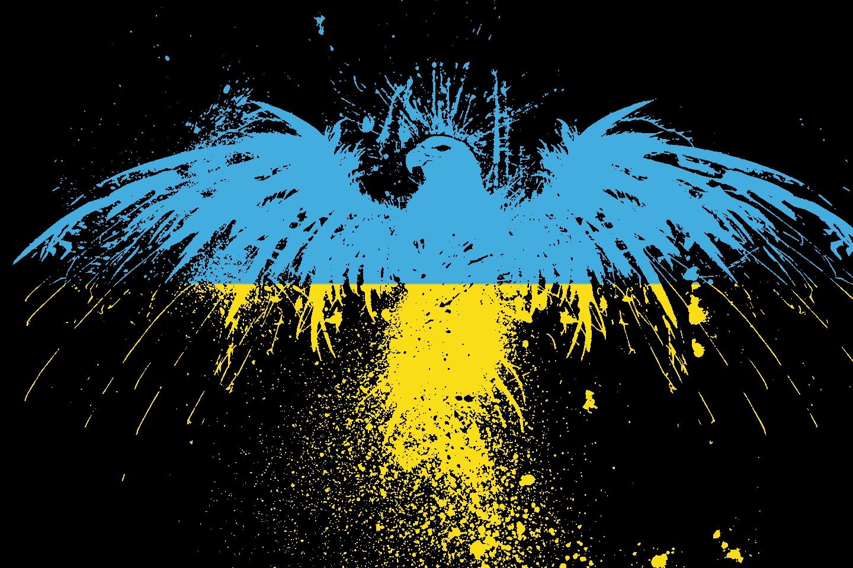 Ukrayna Bayrak Resimleri