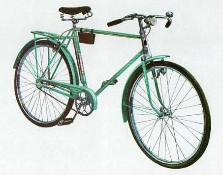 Велосипед для взрослых МВЗ В-126
