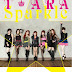 "T-ara and their Promotional Video for ""SPARKLE"" their First Photobook"