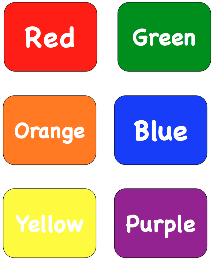 Color Topics for Programmers
