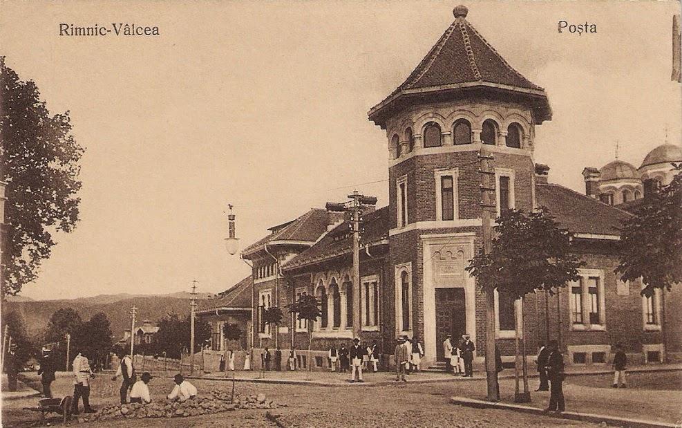 Posta din Ramnicu Valcea