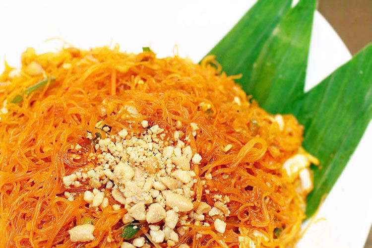 Spicy Sambal Rice Noodles