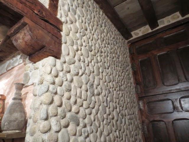 El talon sierte construcci n en segovia bodega r stica - Botelleros de obra ...