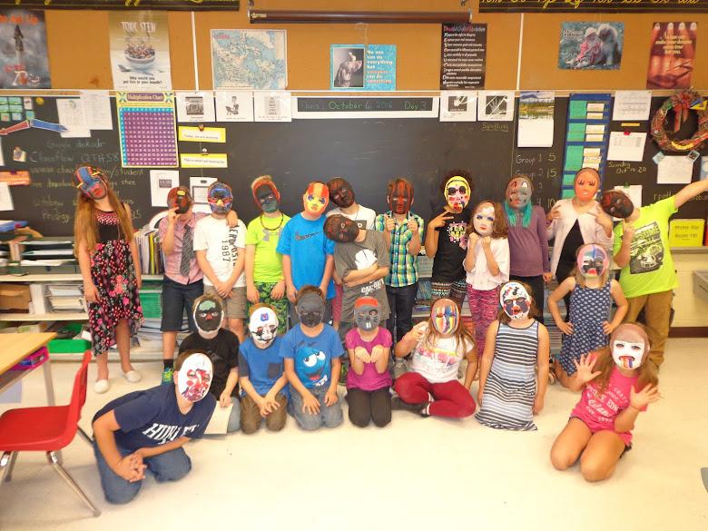 Masked Celebration