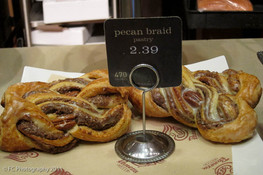 panera bread pecan braid pastry 470 calories panera bread orange