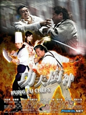 Kung Fu Đầu Bếp - Kung Fu Chefs