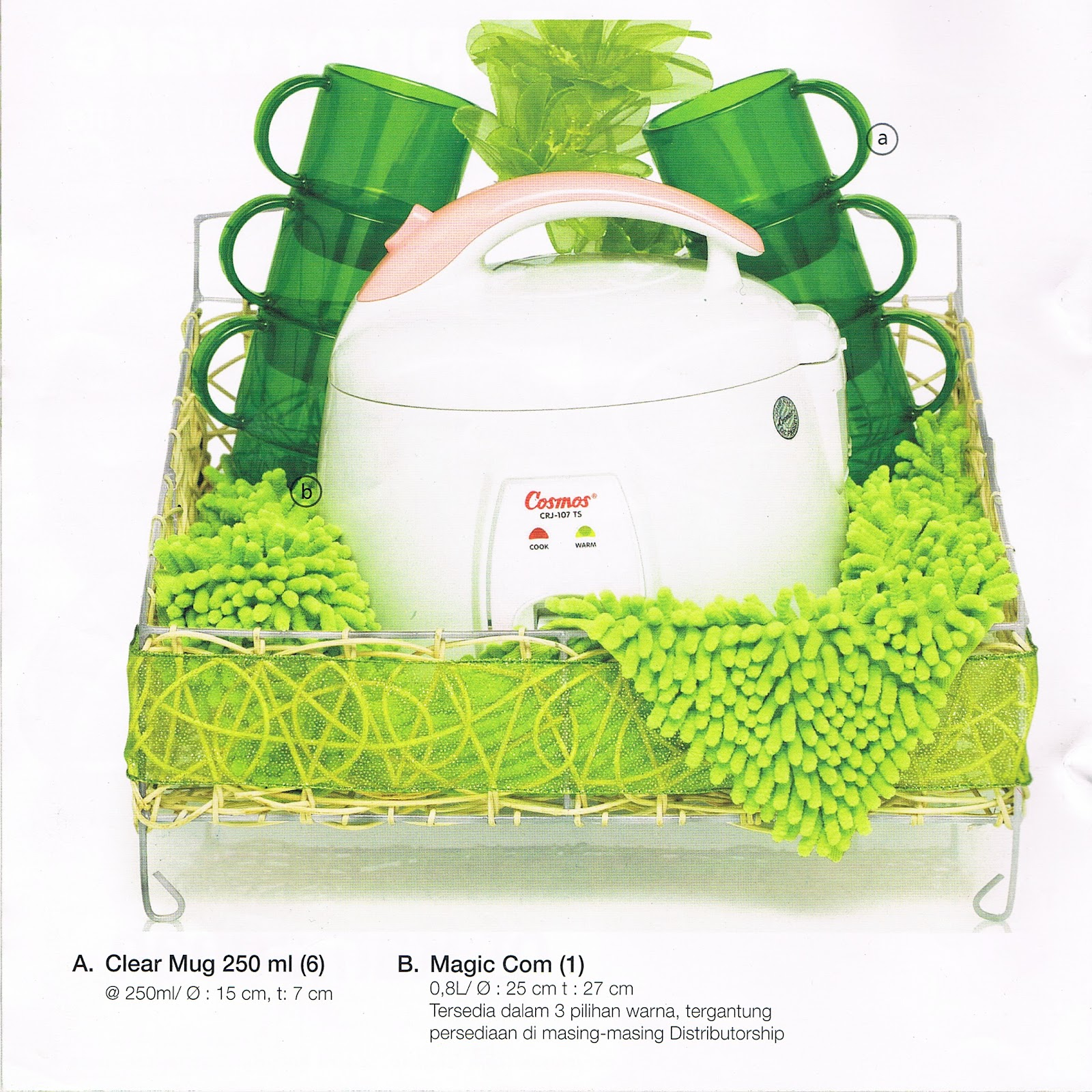 Activity Tupperware Juli 2012