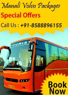 Manali Volvo Packages