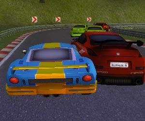Unity 3d Araba Yarışı