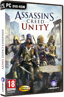 Download Jogo Assassins Creed Unity-RELOADED PC 2014 Baixar Game 2014