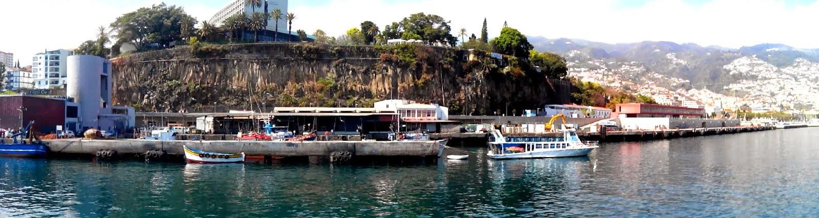 Cais Norte do Funchal