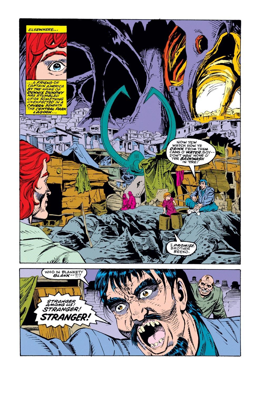 Captain America (1968) Issue #410 #359 - English 8