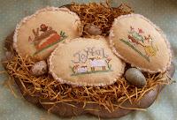Spring Eggs III - $8