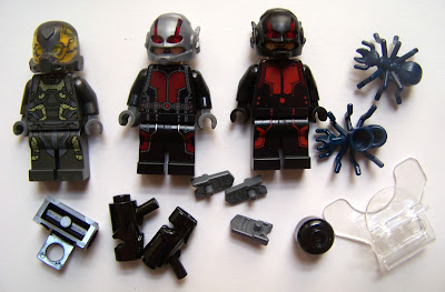 LEGO Ant-Man Final Battle 76039 review