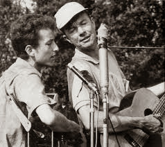 Video of the Week ...A Dylan Song, by Pete Seeger