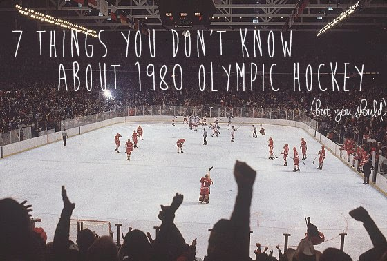 7 things you don't know about 1980 olympic hockey (but you should)