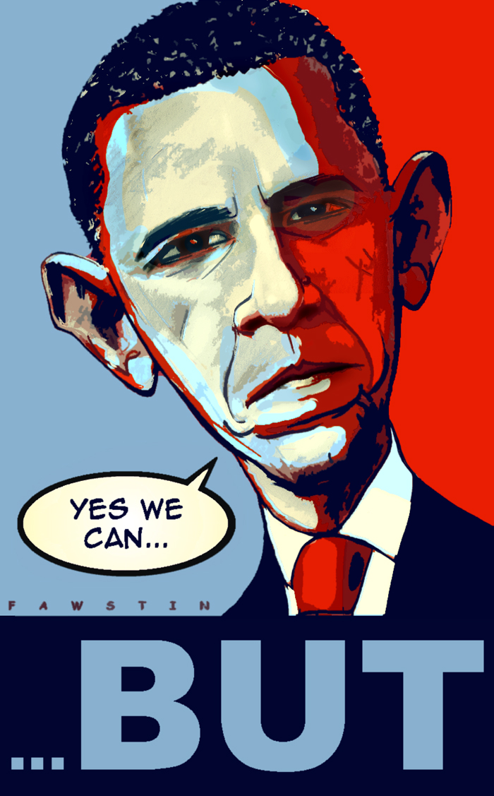 Bosch Fawstin: Yes We Can, BUT