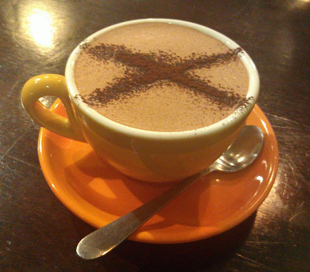 Pavlov's Duck, Fitzroy, Sri Lankan, hot chocolate, monsieur truffe