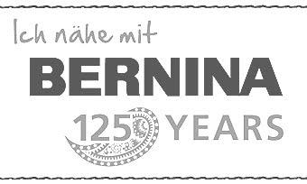 Ich bin Bernina Blogger